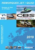 REMOLQUES MOTONAUTICAS / QUADS 2019