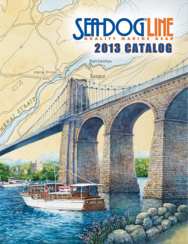 2013 Sea-Dog Line Catalog