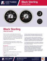 Black Sterling Line