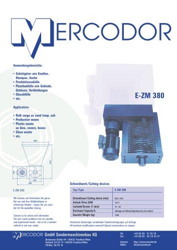 E-ZM 380
