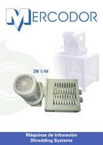 Mercodor ZM 1 und ZM 44