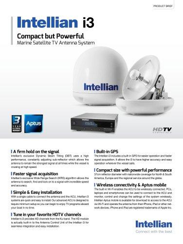 INTELLIAN  I3