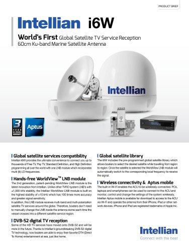 Intellian i6W