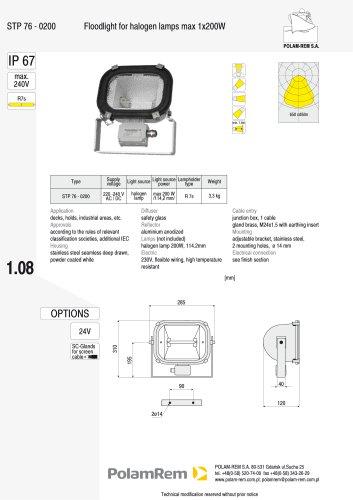 STP 76-0200