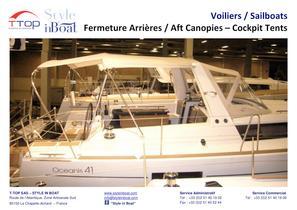 Cockpit Tents for sailboats - 10