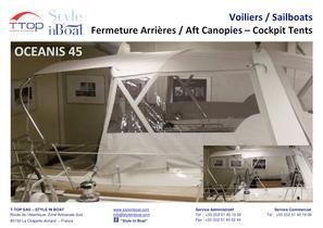 Cockpit Tents for sailboats - 11