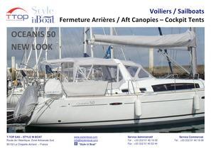 Cockpit Tents for sailboats - 12