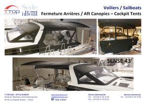 Cockpit Tents for sailboats - 13