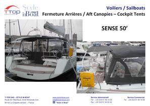 Cockpit Tents for sailboats - 14