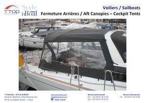 Cockpit Tents for sailboats - 15