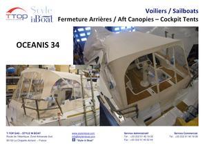 Cockpit Tents for sailboats - 2