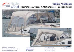 Cockpit Tents for sailboats - 3