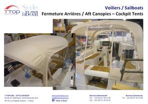 Cockpit Tents for sailboats - 4