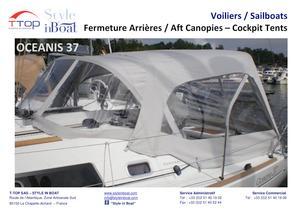 Cockpit Tents for sailboats - 5
