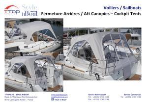 Cockpit Tents for sailboats - 6