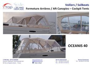 Cockpit Tents for sailboats - 7