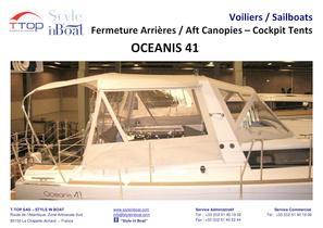 Cockpit Tents for sailboats - 8
