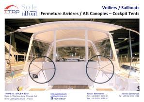 Cockpit Tents for sailboats - 9