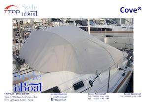 The Cove® equipped on the Beneteau sailboats - 1