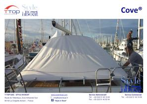 The Cove® equipped on the Beneteau sailboats - 2