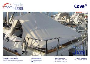 The Cove® equipped on the Beneteau sailboats - 3