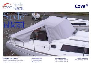 The Cove® equipped on the Beneteau sailboats - 4