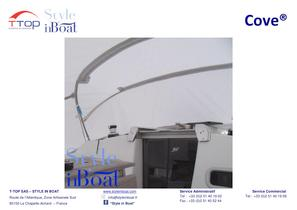 The Cove® equipped on the Beneteau sailboats - 5