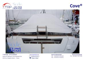 The Cove® equipped on the Beneteau sailboats - 6