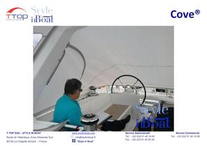 The Cove® equipped on the Beneteau sailboats - 7