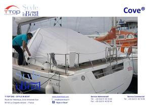 The Cove® equipped on the Beneteau sailboats - 8