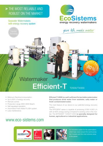 Efficient-T