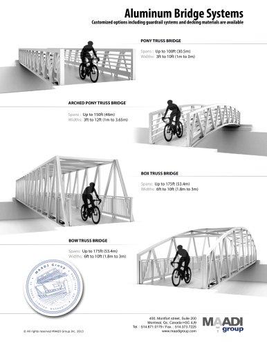 MAADI Aluminum Bridge Models