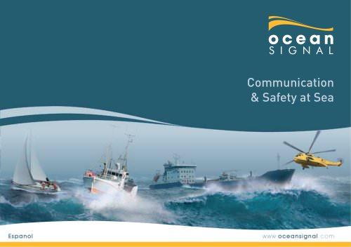 Communication & Safety at Sea