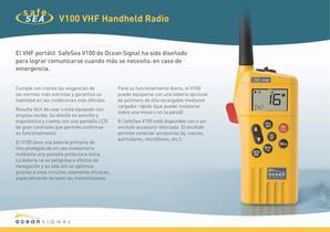 Communication & Safety at Sea - 8