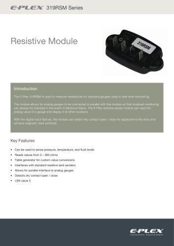 E-Plex 319RSM