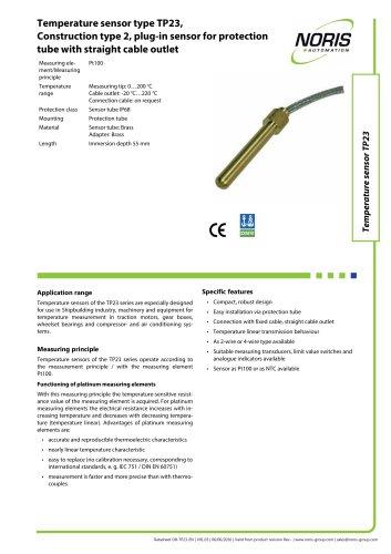 Datasheet TP23