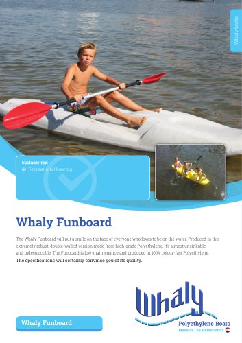 Whaly Funboards