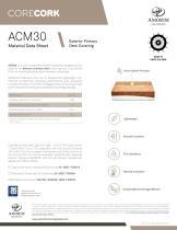ACM 30 Material Data Sheet