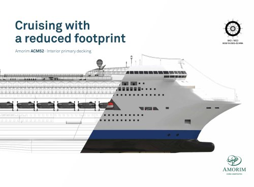 Cruising with a reduced footprint