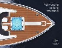 Reinventing decking materials
