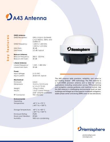 A43™ ANTENNA