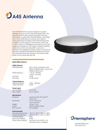 A45™ ANTENNA