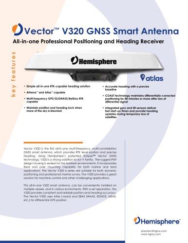 HemisphereGNSS V320
