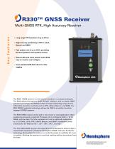R330? GNSS RECEIVER