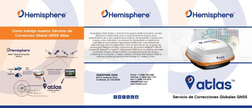 Servicio de Correcciones Globales GNSS