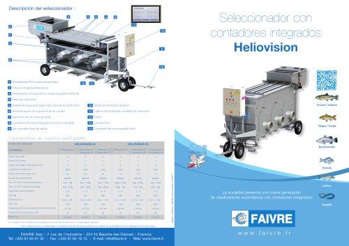 Seleccionador con contadores integrados Heliovision