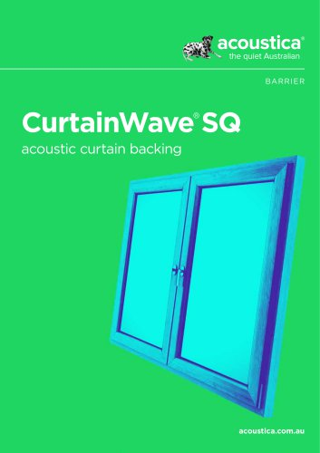 CurtainWave® SQ