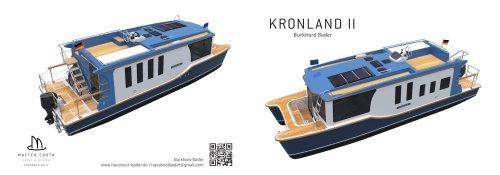 houseboat Kronland II