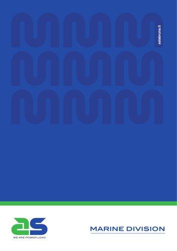 As Labruna - Brochure Marine