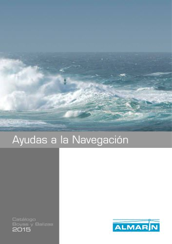 Catalogo Ayudas a la Navegación